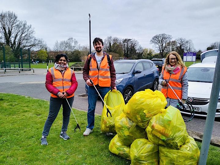 Windsor  Green Team Community  Litter Pick- May image