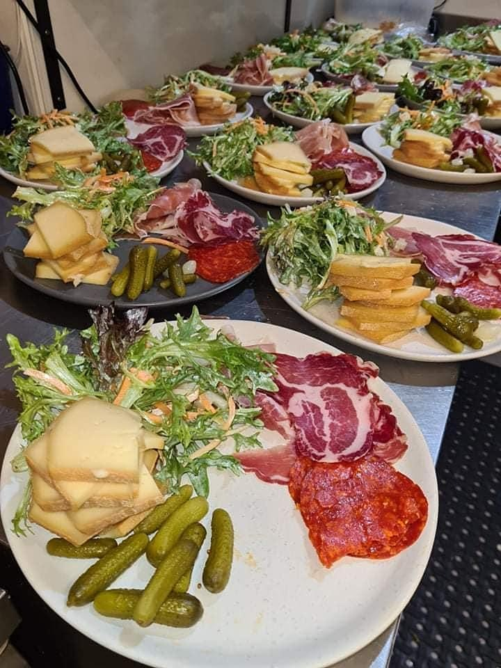 Raclette Party at Wander image
