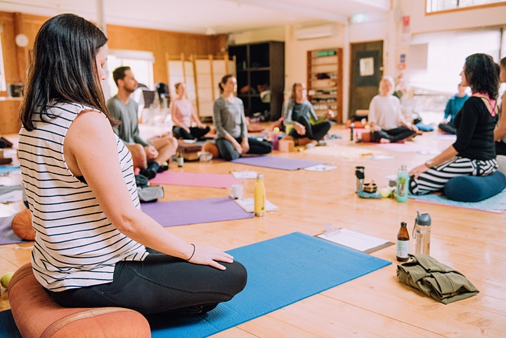 Mind-Body Solutions for Dissolving Chronic Stress, Anxiety + Fatigue image
