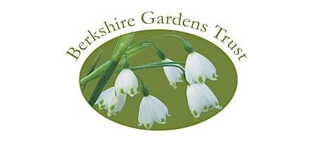 July Garden Visit to Haines Hill, Twyford, tickets