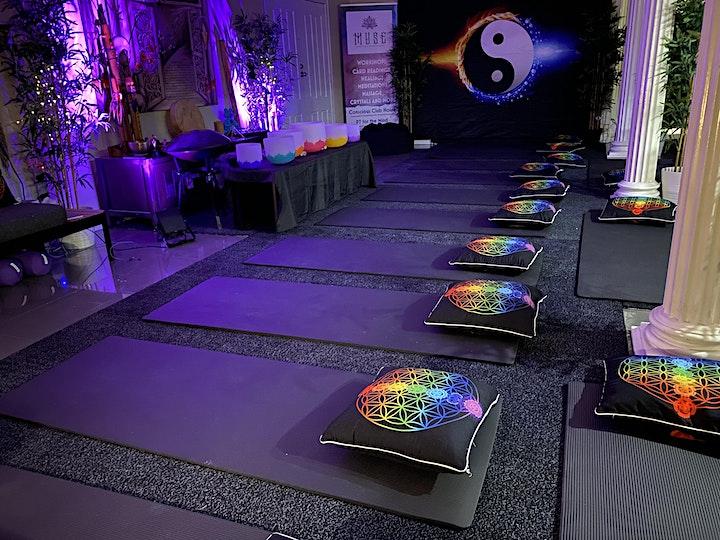 Sound Bath Healing Meditation image