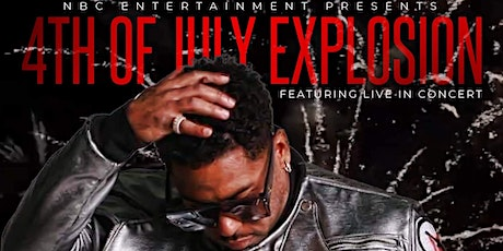 Fourth of the July explosion tickets