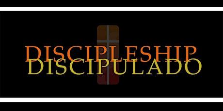 DISCIPULADO| DISCIPLESHIP tickets