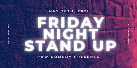 Friday Night Stand Up tickets