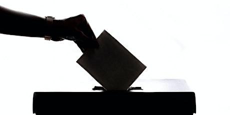 Taller: El futuro de los partidos políticos. Un ejercicio prospectivo. entradas