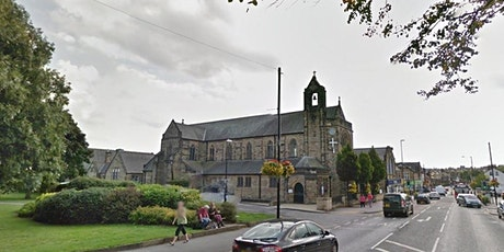 St Andrew's Church Wednesday and Sunday afternoon In Building Services tickets