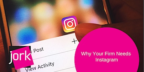 Instagram for Lawyers - 1 x CPD point (webinar) tickets