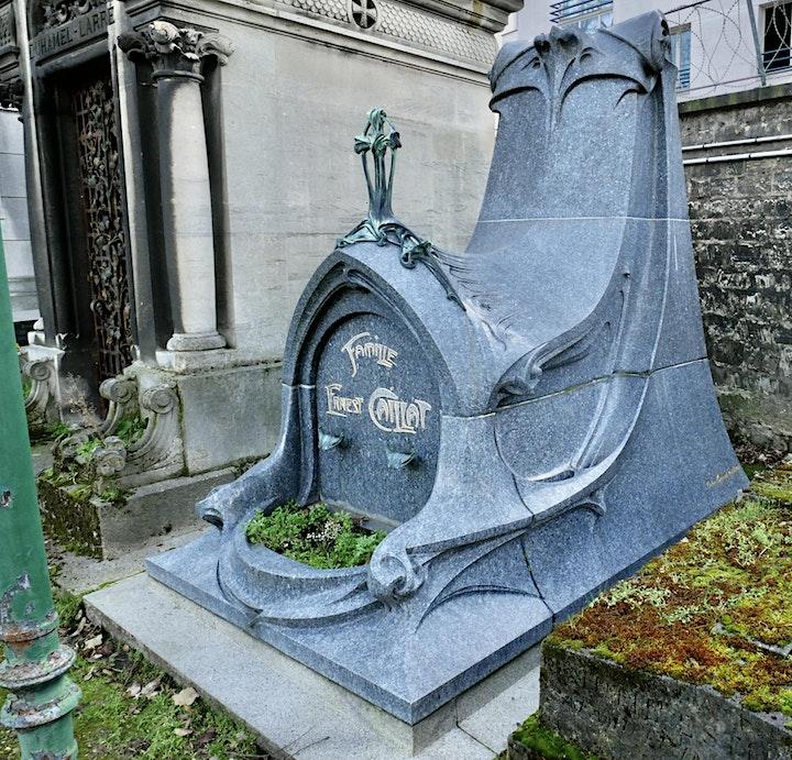 Image pour Père Lachaise cemetery: resting place of the famous