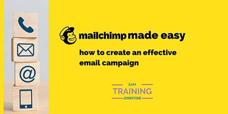 How to create an effective email in Mailchimp tickets