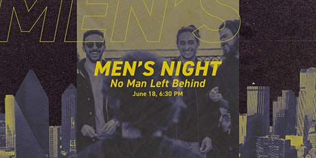 Men's Night // No Man Left Behind tickets