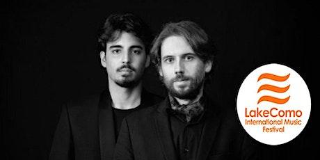 Riccardo Zamuner (violino), Emanuele Delucchi (pianoforte) biglietti