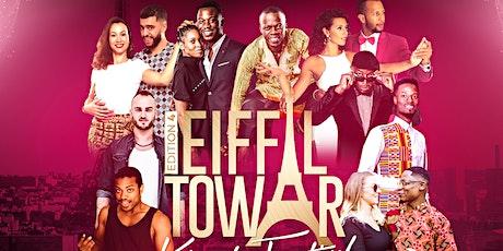 Tour Eiffel  Kizomba Festival / 13-16 Aout 2021 tickets