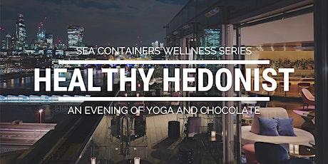Healthy Hedonist Yoga + Chocolate Tasting tickets