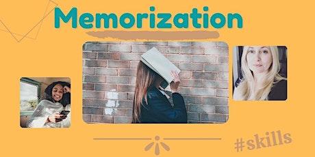 Memorization Techniques tickets