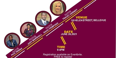 Deliverance Conference 2021 tickets