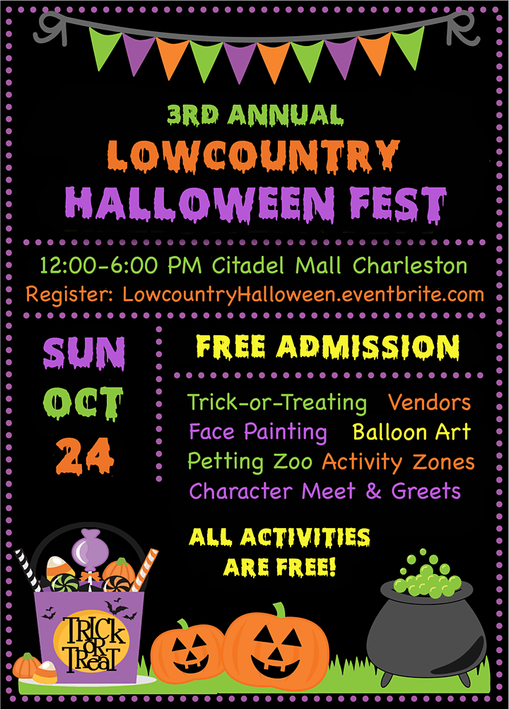 Lowcountry Halloween Fest image