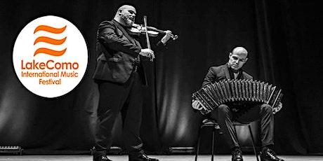 Gianmaria Melis (violino), Fabio Furia (bandoneon) biglietti