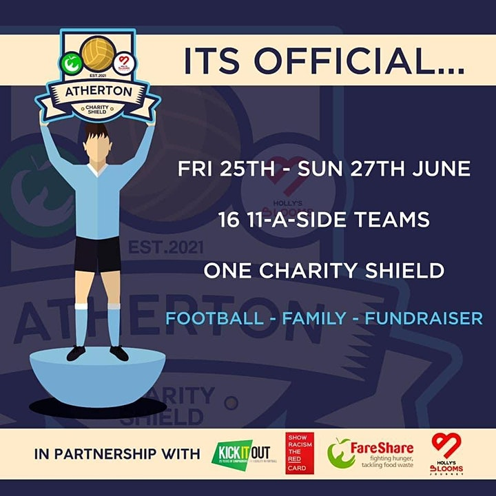 Atherton Charity Shield image
