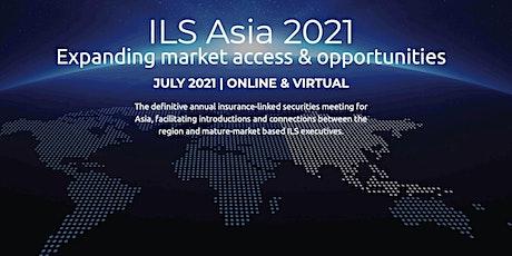 ILS Asia 2021 - Online & Virtual biglietti