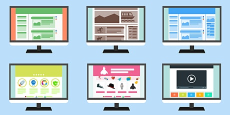 Web Design: Plan and Begin Free Website Creation  (repeat) tickets