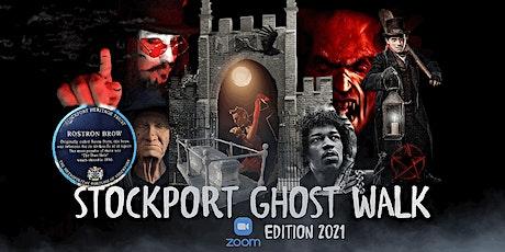 Flecky Bennett's Stockport Ghost Walk ZOOM EDITION 2021 tickets