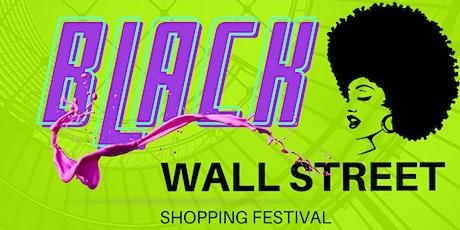 Juneteenth Black Wall Street Fest Shopping, Brunch, & Music tickets