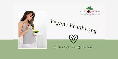 Zoom Webinar: Vegan Nutrition during Pregnancy tickets