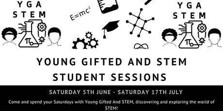 YGASTEM Student Sessions - Chemical Engineering tickets
