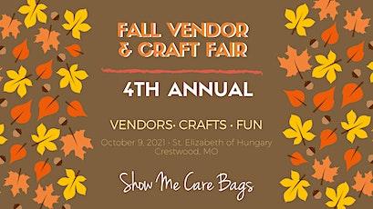 4th Annual Fall Vendor & Craft Fair tickets