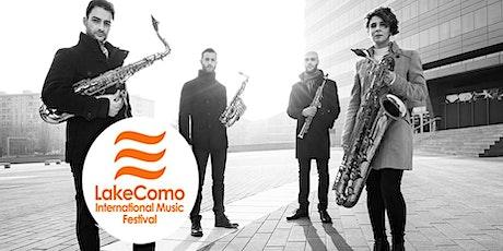 Milano Saxophone Quartet biglietti