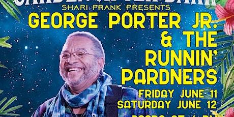 George Porter Jr. & Runnin' Pardners in the Miami Beach Botanical Gardens tickets