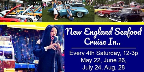 New England Seafood Car Show - Live Music with Natalie Foreverland tickets