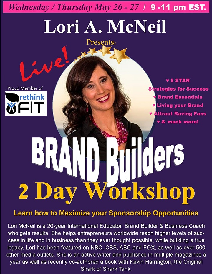 RTF Brand Builder Workshop image