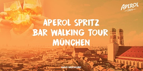 Aperol Spritz Bar Walking Tour München 2021 Tickets