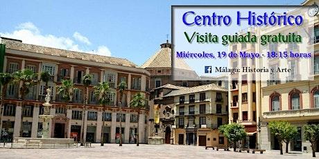 """Visita guiada gratuita """"Centro Histórico"""" entradas"""