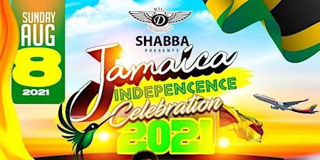 Jamaica Independence Celebration 2021 Baby Cham & Singer J Band Performance tickets