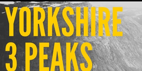 The Speak In Club Yorkshire 3 Peaks tickets
