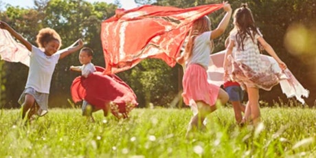 The Grass is Lava - Kids' Dance and Music Camp tickets