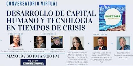 Desarrollo de Capital Humano y Tecnología en Tiempo de Crisis entradas