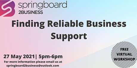 Finding Reliable Business Support tickets
