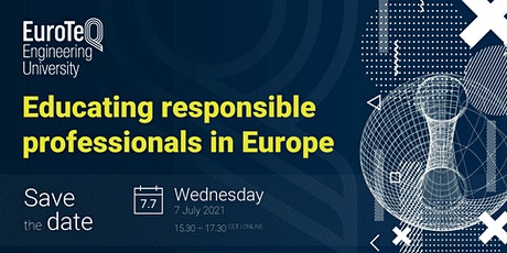 EuroTeQ – Educating responsible professionals in Europe tickets