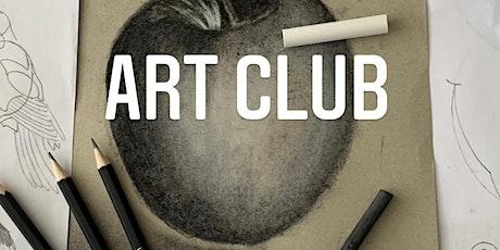 Art  | Cub | Drawing tickets