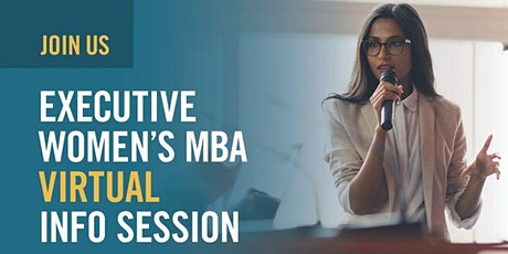 Executive Women's MBA Information Session tickets