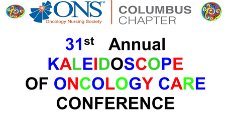 CCONS 31st Kaleidoscope of Oncology Care Conference tickets