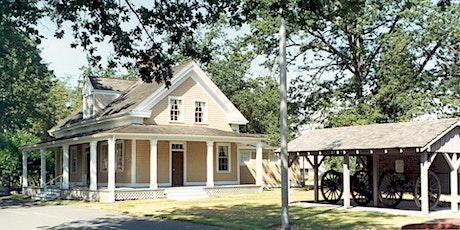 Tour the Historic Fort Steilacoom interpretive center tickets