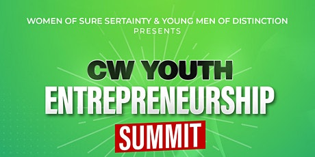 CW Youth Entrepenuership Summit tickets