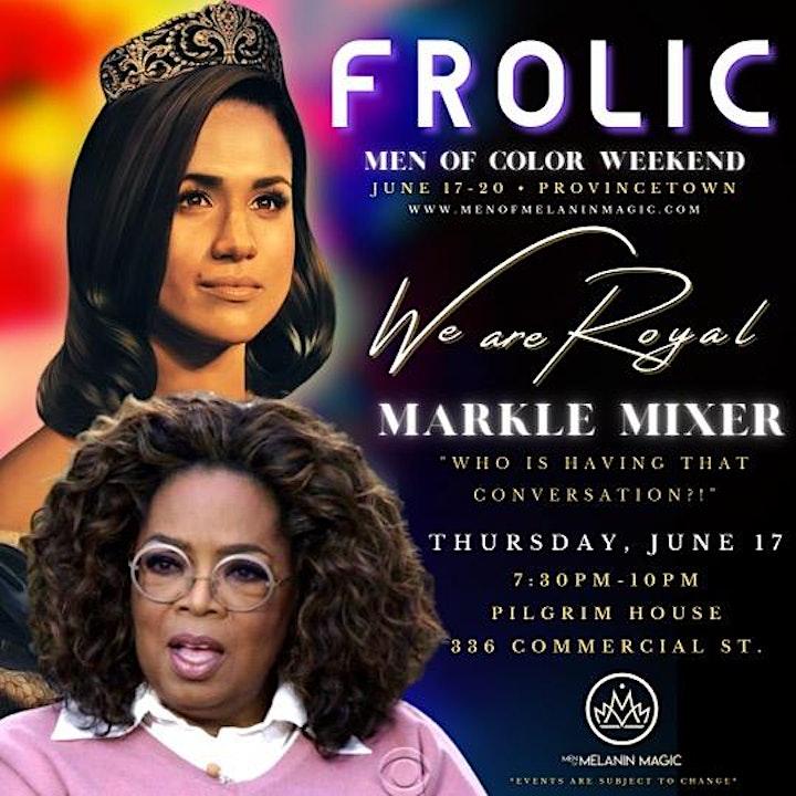 FROLIC - Men of Color Weekend 2021 image