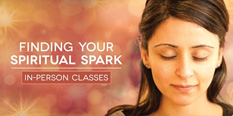 Finding Your Spiritual Spark: in-person meditation classes tickets