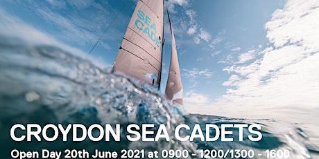 Croydon Sea Cadets Open day tickets