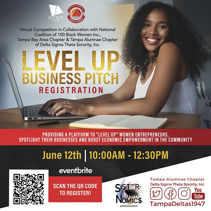 Level Up Business Pitch image